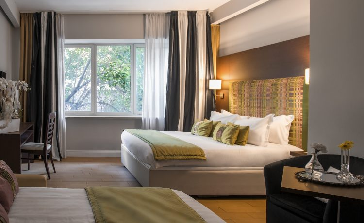 Suite Familiare - Luxury Suites Roma - Residenza Flaminio Gaio