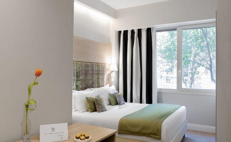 Suite Matrimoniale - Luxury Suites Roma - Residenza Flaminio Gaio