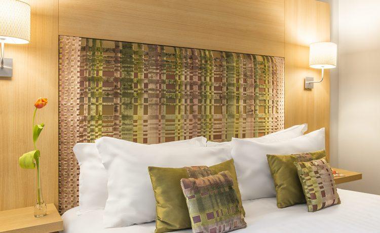 Letto Suite familiare - Luxury Suites Roma - Residenza Flaminio Gaio
